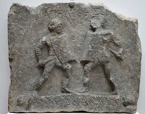 женщины-гладиаторы Рима, гладиатриче, gladiatrice