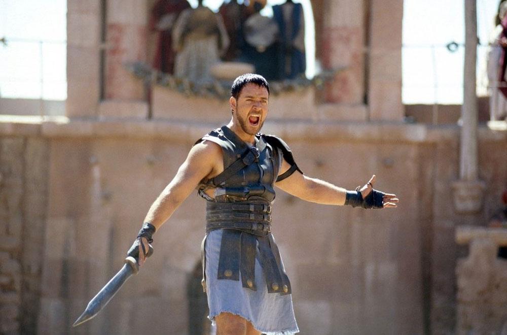 Максимус, гладиатор, gladiator