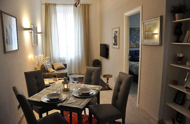 Апартаменты в Риме The Prince Apartments