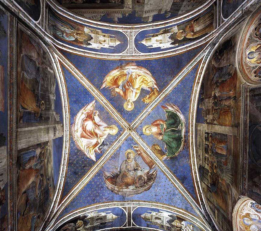 Ватикан, Капелла Никколина
