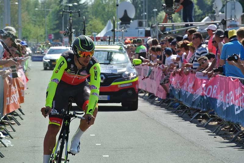 Италия велогонка Giro d'Italia
