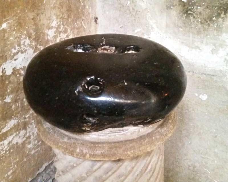 Камень Дьявола в Риме: история уникального артефакта