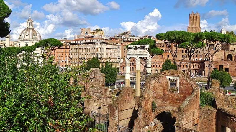 Римские форумы рим