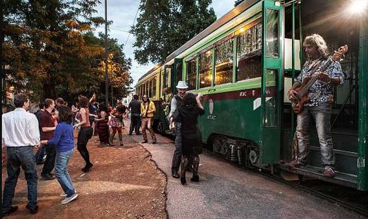 трамвай желание