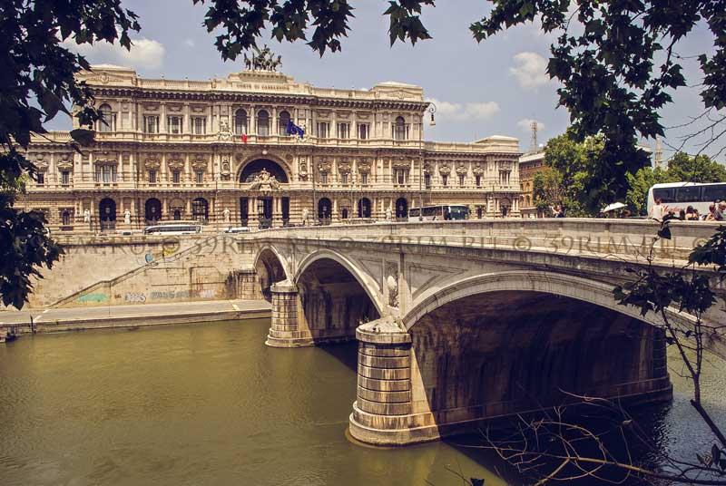 Мост Умберто I, мост в Риме, римский мост