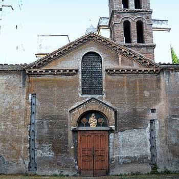 Базилика Святой Цецилии в Трастевере