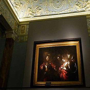 Картины Караваджо в Риме – где можно увидеть работы художника