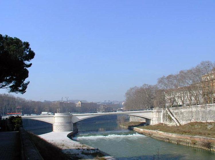 Мост Гарибальди, Рим