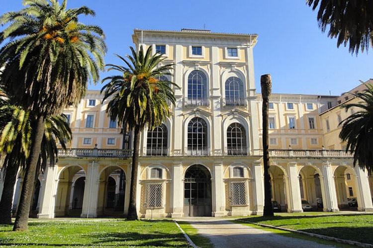 Палаццо Корсини в Риме, Галерея Корсини