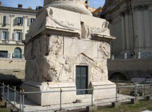 Колонна Траяна – рельефы, скрывающие тайну