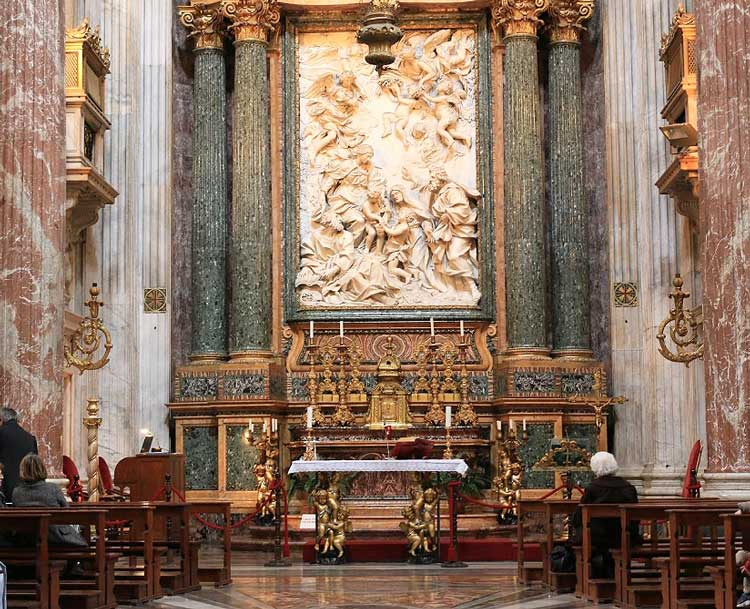 церковь сант агнесса, сант аньезе ин агоне