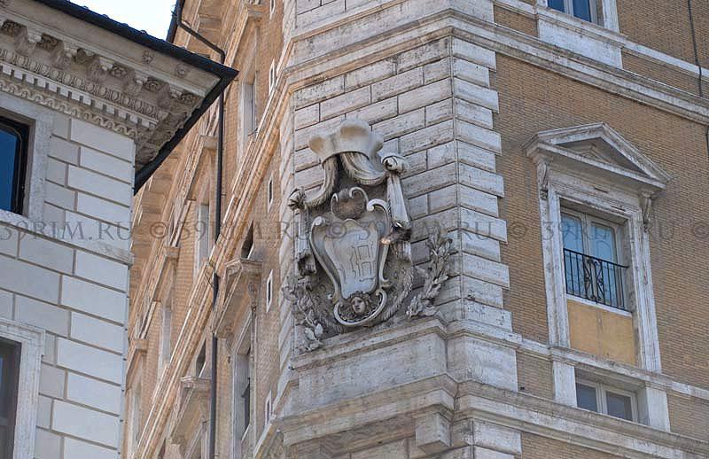 палаццо браски рим