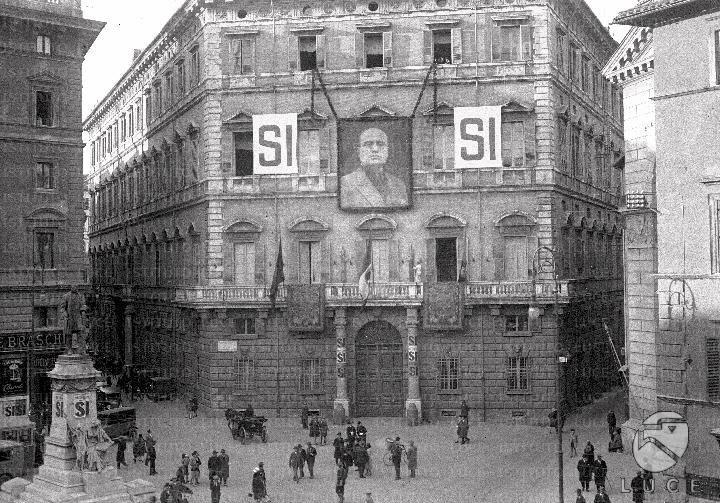 палаццо браски рим 1929