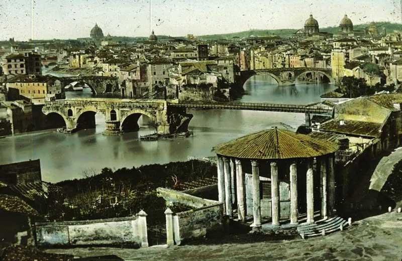 Понте Ротто Рим