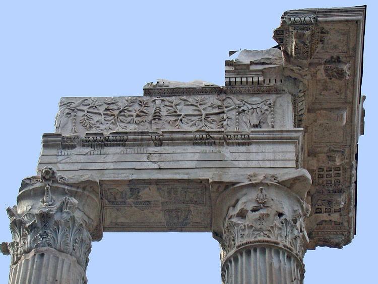 древние памятники рим
