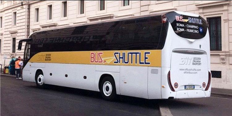 автобус шаттл