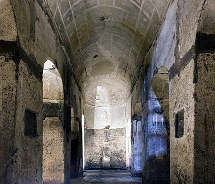 Подземная базилика Порта Маджоре