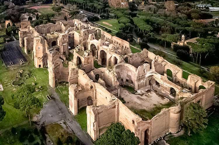 термы рим