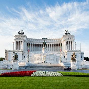 Витториано -  памятник Виктору Эммануилу II в Риме