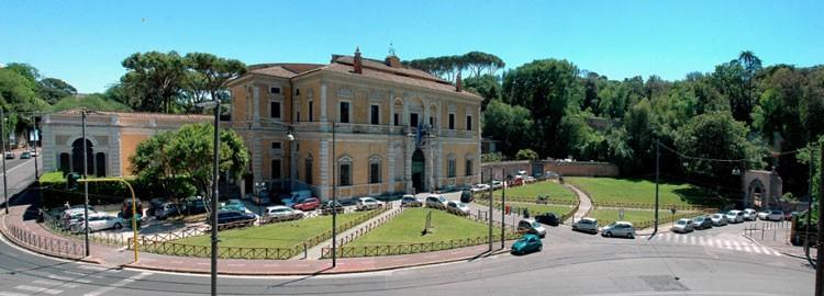 вилла джулия рим, музей этруссков рим