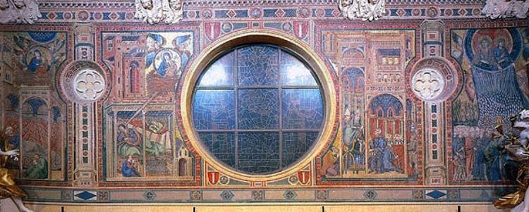 Санта Мария Маджоре , Санта Мария Маджоре мозаики , церковь санта мария маджоре , базилика санта мария маджоре