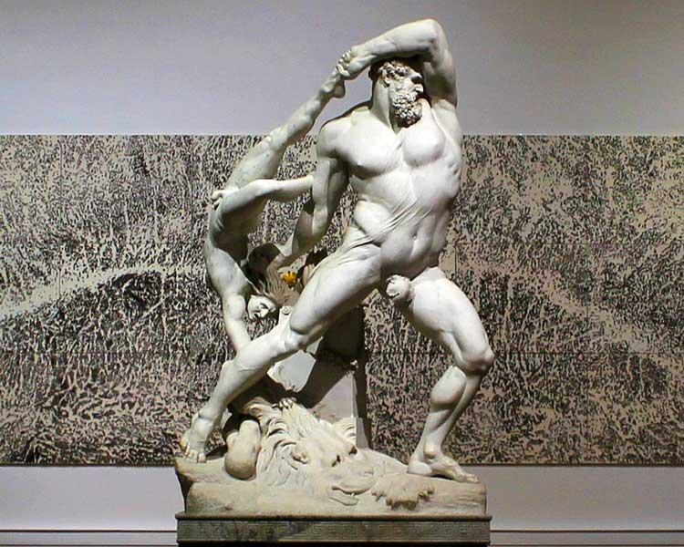 Антонио Канова, скульптуры антонио канова