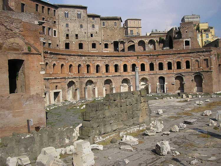 Рынки Траяна