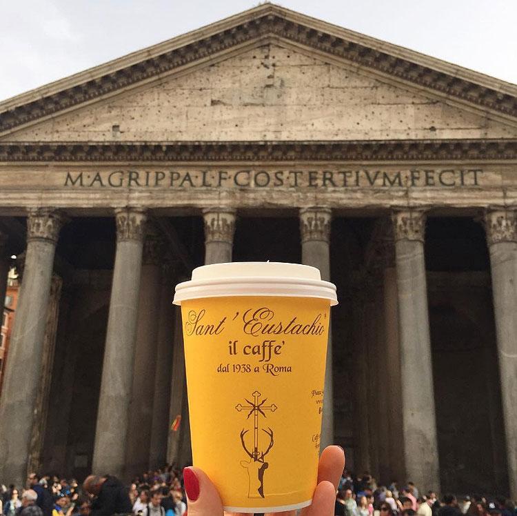 кафе рима, исторические кафе рим