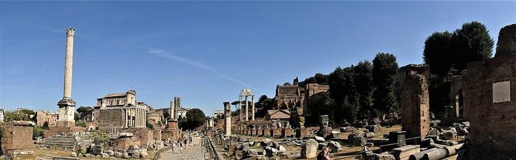 Императорские форумы , форумы рим