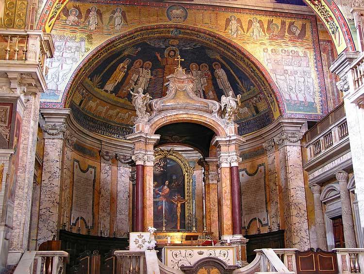Санта Мария Маджоре , базилика Санта Мария Маджоре