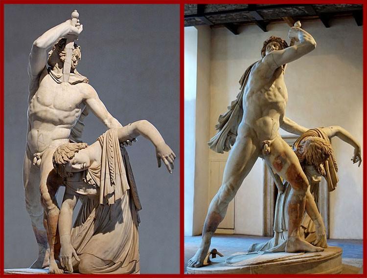 скульптуры древнего Рима , древнеримские скульптуры