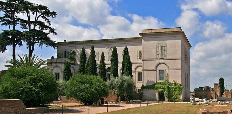 Музеи Рима , Палатинский музей