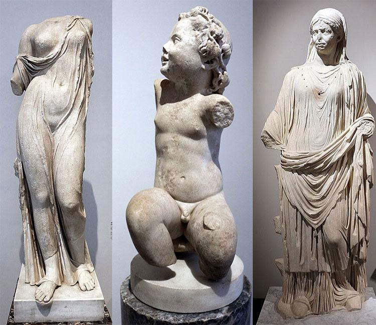 Скульптура древнего мира реферат 1117