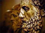 древние скульптуры рима , скульптуры древнего рима