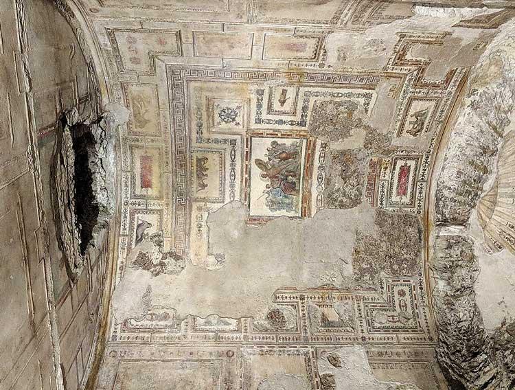 Дом Нерона, золотой дом Нерона