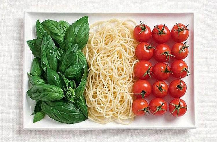 итальянское меню, ресторан италия, меню итальянского ресторана