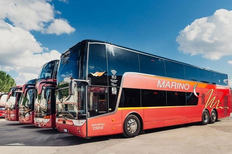 автобус Рим Неаполь