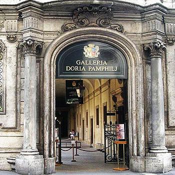 Галерея Дориа Памфили: уникальная коллекция искусства в сердце Рима
