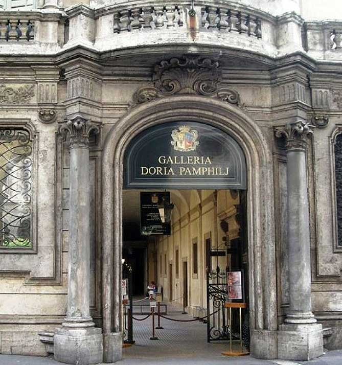 галерея Дориа Памфили