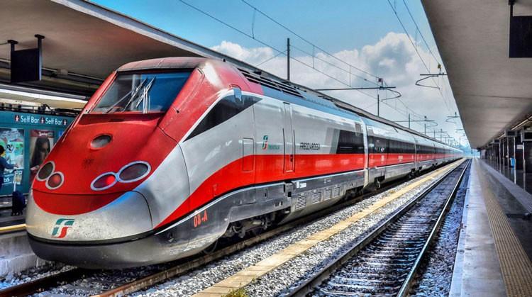 Рим Неаполь поезд