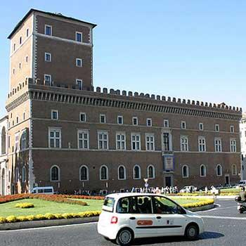 Палаццо Венеция в Риме: легендарный дворец и национальный музей