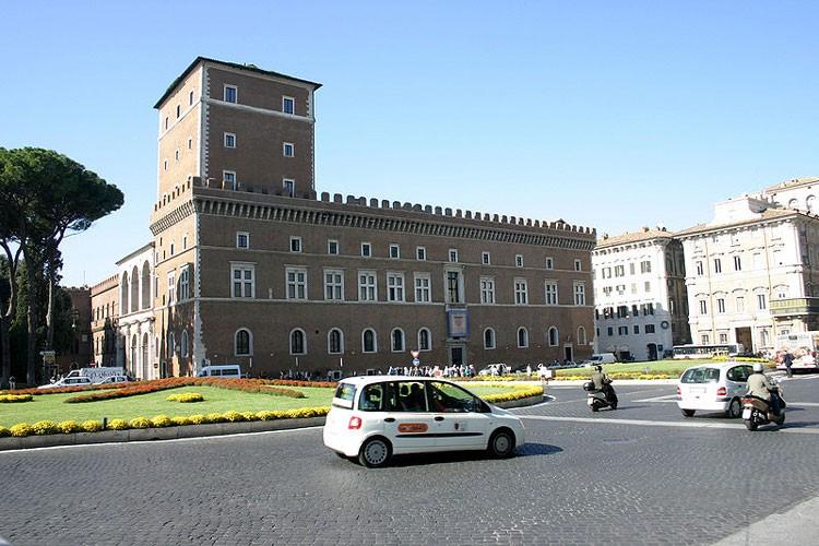 Палаццо Венеция Рим , Музей палаццо Венеция