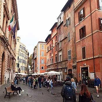 гетто рим, римское гетто, еврейское гетто в риме